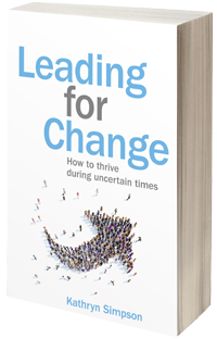 Kathryn Simpson :: Leading for Change - How to Thrive During Uncertain Times